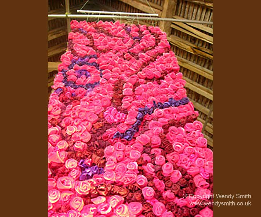Bed of Roses I