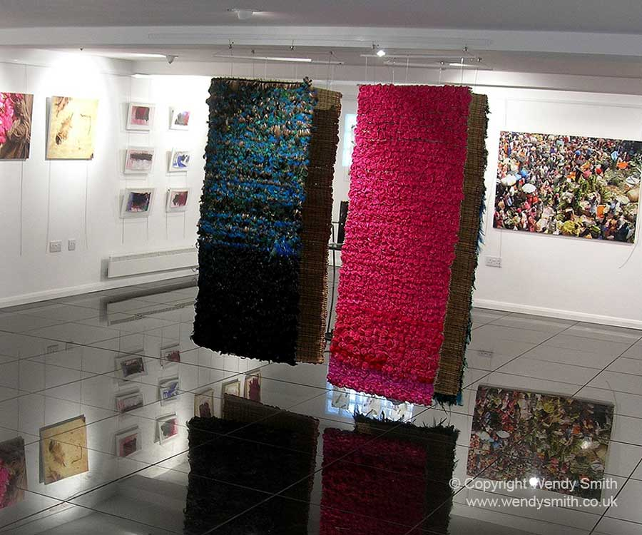 Indian Pink Exhibition Nucleus Gallery 2008